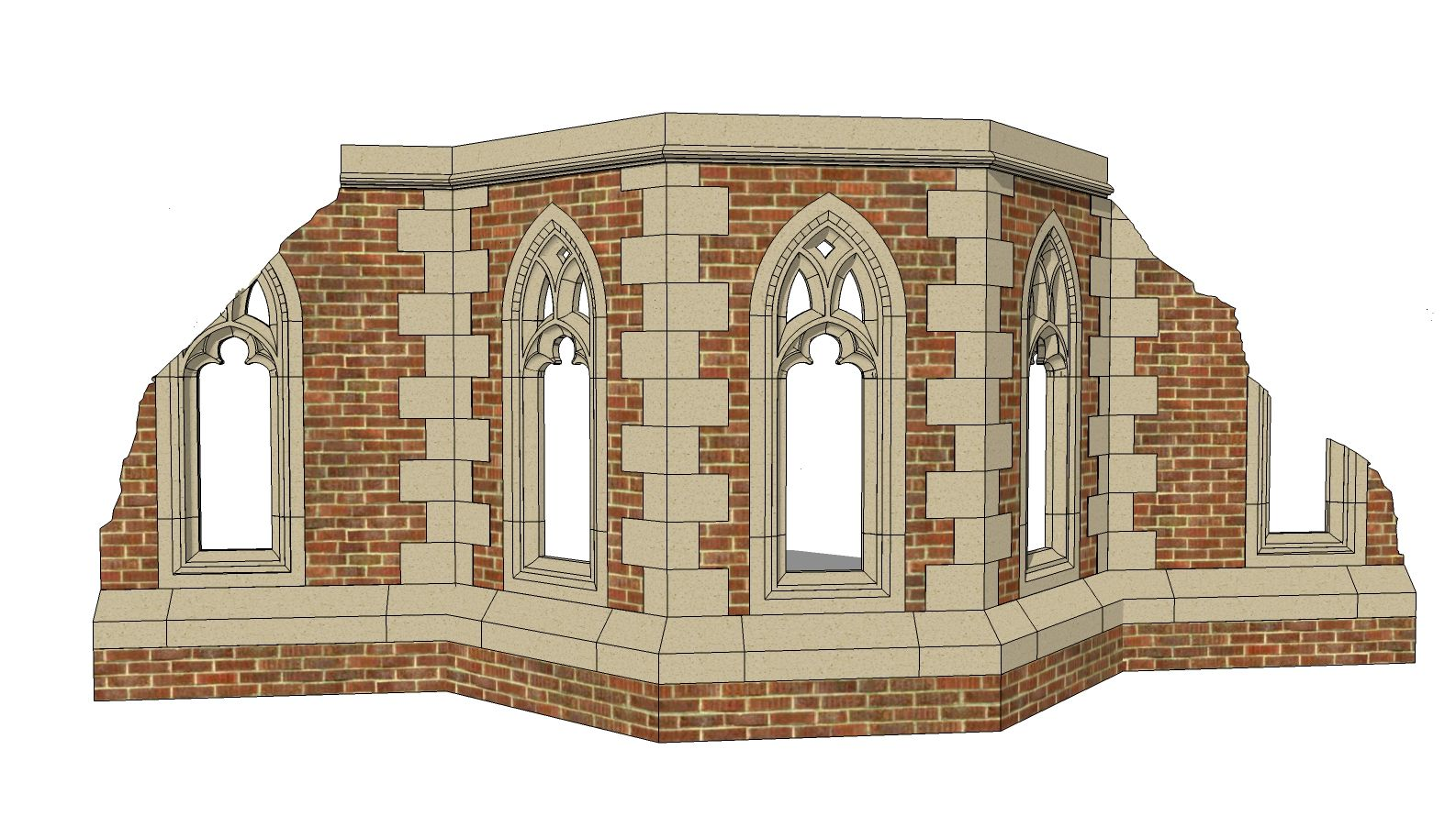 Chapter House Design 3D design